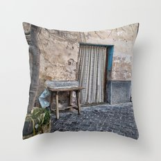 014 Throw Pillow