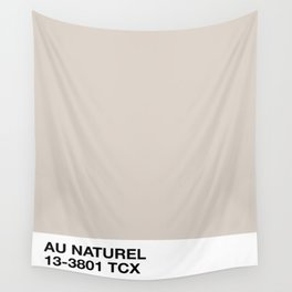 au naturel Wall Tapestry