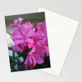 Pink Oleander Bunch Stationery Cards
