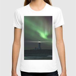 When the northern light appears T-shirt