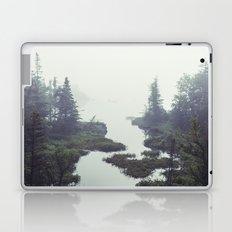 Moonlit Fogscape Laptop & iPad Skin