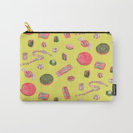 Old Fashioned Boiled Sweets by Chrissy Curtin Carry-All Pouch