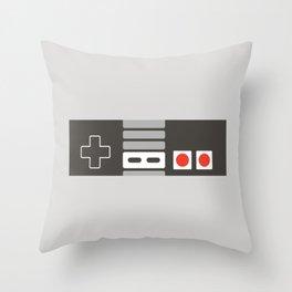 Sweaty Buttons 1983 Throw Pillow