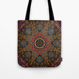 Knotted Past Tote Bag