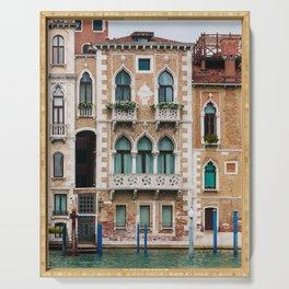 Venice Architecture Serving Tray