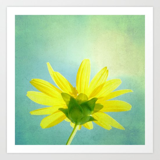 Happiness is.... Art Print