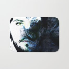 the fisherman and his soul Bath Mat