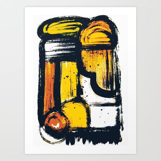 Nr. 232 Art Print