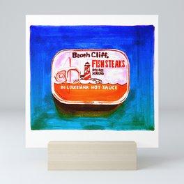 Sardines in the South Mini Art Print