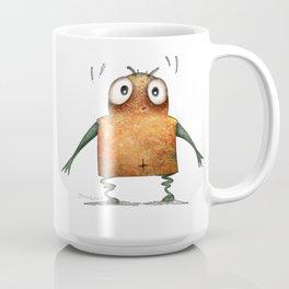 Undroid Robot Coffee Mug