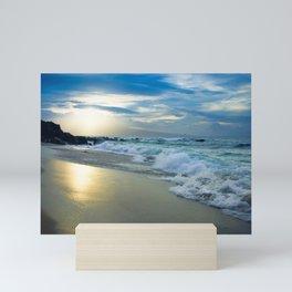 One Dream Sunset Hookipa Beach Maui Hawaii Mini Art Print