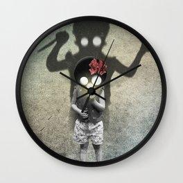 la luz que me traiciono... Wall Clock
