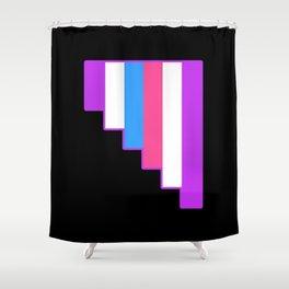 Intersex Shower Curtain