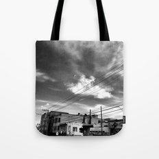 CafeTazo SF Street Photo Tote Bag