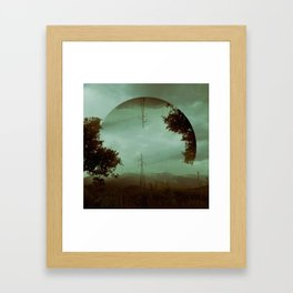 Magical Place Framed Art Print