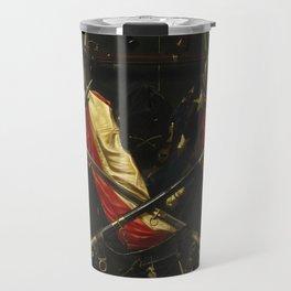 Emblems of the Civil War by Alexander Pope Travel Mug