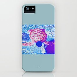 【亀】kame iPhone Case