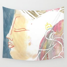 Egyptian Profile Wall Tapestry