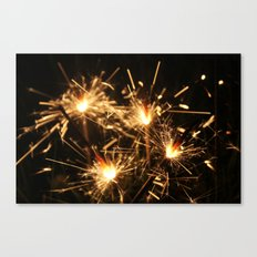 Sparkle  Canvas Print