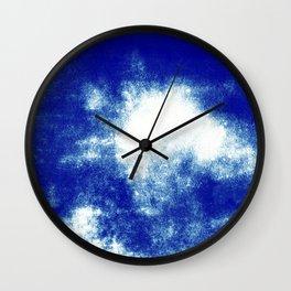 VAPOUR 187 Wall Clock