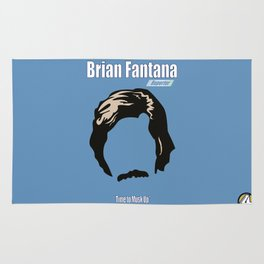 Brian Fantana: Reporter Rug
