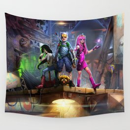 Adventurers Wall Tapestry