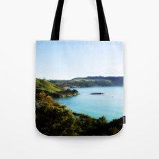 Tasmania's North Coast Tote Bag