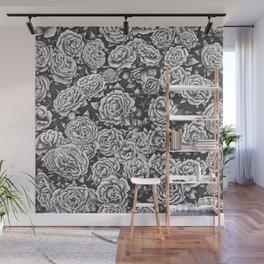 Blooming Garden Wall Mural