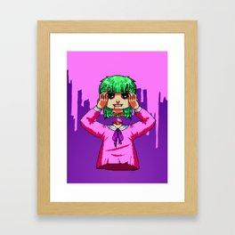 Don't Lose Your Head, Etc.  Framed Art Print