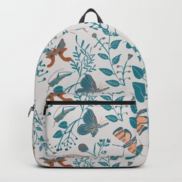 Insects and Moths Frolicking in the Day Backpack