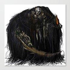 Gravelord Nito - Dark Souls Canvas Print