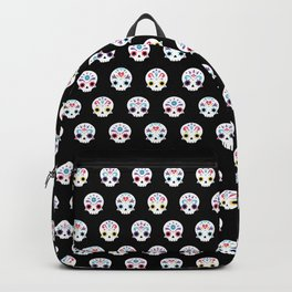 Cute sugar skulls B Backpack