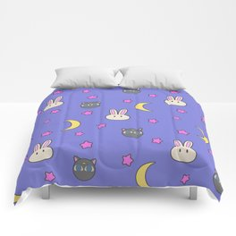 Chibiusa Luna-P Sailor Moon SuperS Blanket Comforters