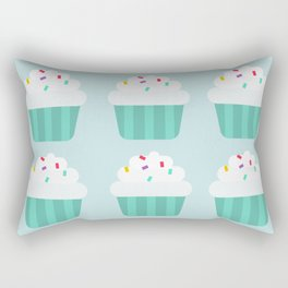 Cupcake Rectangular Pillow