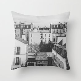 Paris _ Photography Throw Pillow
