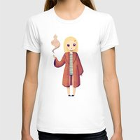 tenenbaums T-shirts featuring Margot by Nan Lawson