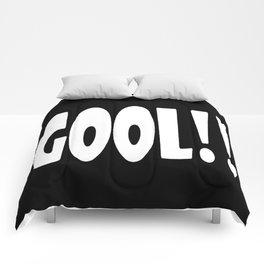 Gool!! Comforters