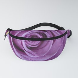 Purple Rose-3 Fanny Pack