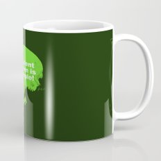 Soylent Green –  Silhouette Quote Mug