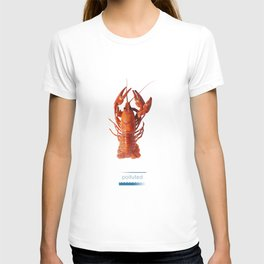 Polluted - Crawfish Lobster T-shirt