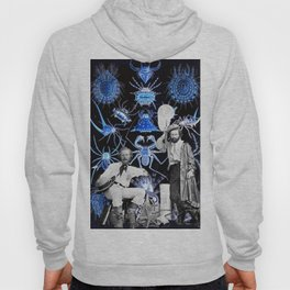 Haeckel's Cure for Arachnophobia Hoody
