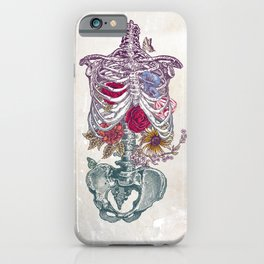La Vita Nuova (The New Life) iPhone Case