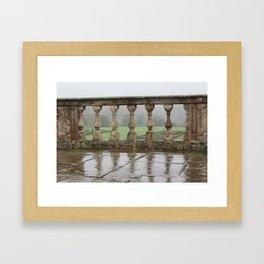 South Terrace Framed Art Print