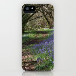 Through the Canopy iPhone Case