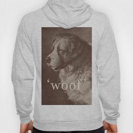 Famous Quotes #1 (anonymous dog, 1941) Hoody
