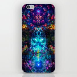 In The Mind's Eyes iPhone Skin
