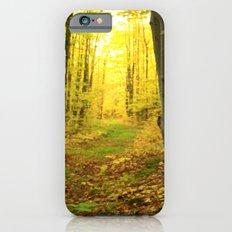 Autumnal Pathway Slim Case iPhone 6s