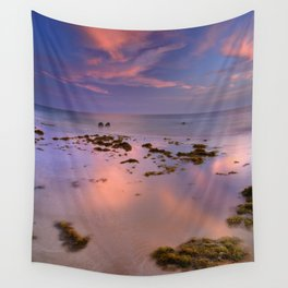 """Bolonia beach III"" Wall Tapestry"