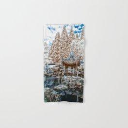 Chinese Garden Infrared Hand & Bath Towel