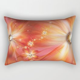 La Roja Heat Rectangular Pillow